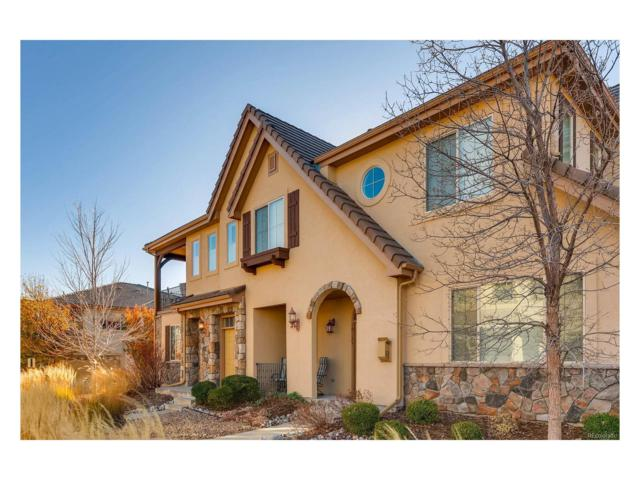 10121 Bluffmont Lane, Lone Tree, CO 80124 (#3005822) :: Colorado Home Finder Realty