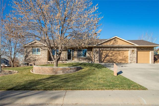 919 N 7th Place, Johnstown, CO 80534 (#3005871) :: The Griffith Home Team