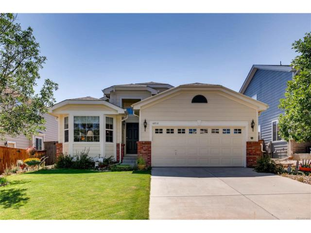 16712 Trail Sky Circle, Parker, CO 80134 (MLS #3006249) :: 8z Real Estate