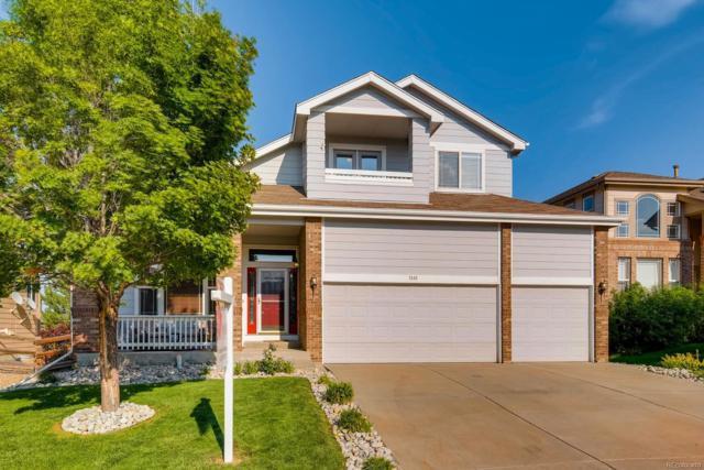 7446 Bison Place, Littleton, CO 80125 (#3006665) :: Wisdom Real Estate