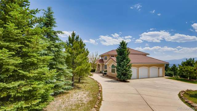 945 Rangely Drive, Colorado Springs, CO 80921 (MLS #3006999) :: 8z Real Estate