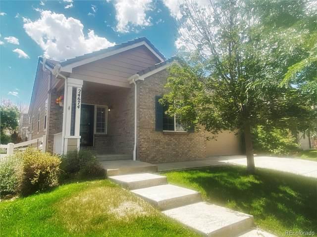 24674 E Arizona Place, Aurora, CO 80018 (MLS #3007098) :: 8z Real Estate