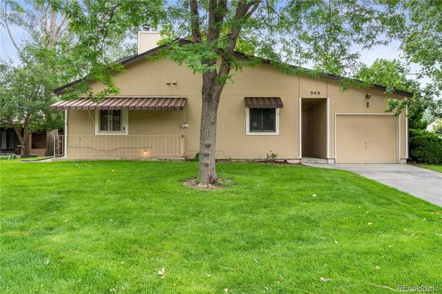 909 Conifer Court #1, Windsor, CO 80550 (#3007251) :: The Dixon Group