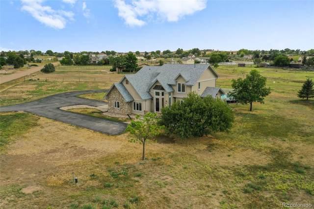 14883 Jackson Street, Brighton, CO 80602 (MLS #3007423) :: 8z Real Estate