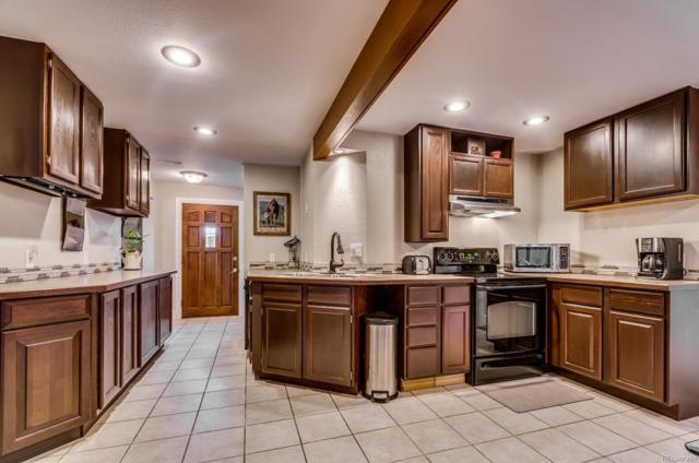 449 S Main Street, Elizabeth, CO 80107 (#3007452) :: House Hunters Colorado