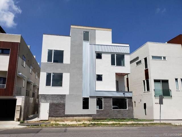 4545 Tennyson Street, Denver, CO 80212 (#3007671) :: The Dixon Group