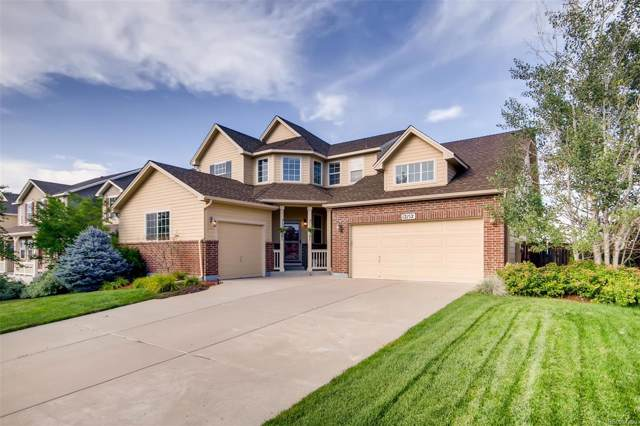 12152 S Great Plain Way, Parker, CO 80134 (#3007789) :: The Heyl Group at Keller Williams