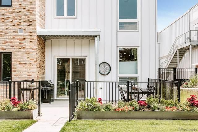 2530 Lawrence Street Ra107, Denver, CO 80205 (#3007814) :: Kimberly Austin Properties
