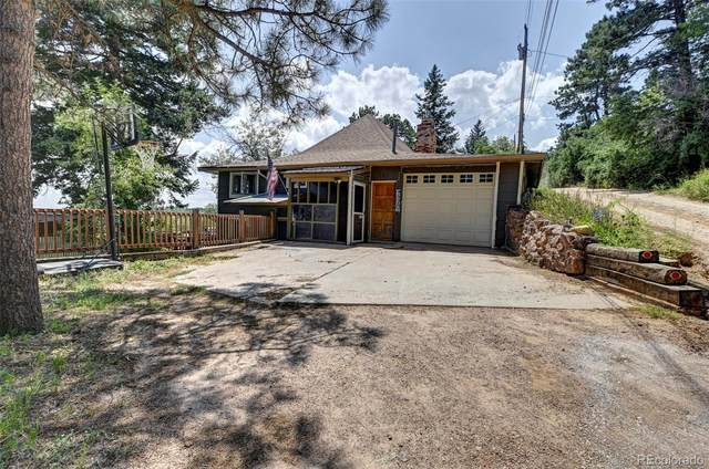 343 Verano Avenue, Palmer Lake, CO 80133 (MLS #3007859) :: Clare Day with Keller Williams Advantage Realty LLC