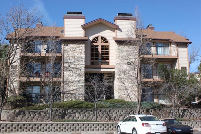 2575 S Syracuse Way #104, Denver, CO 80231 (#3008108) :: Wisdom Real Estate