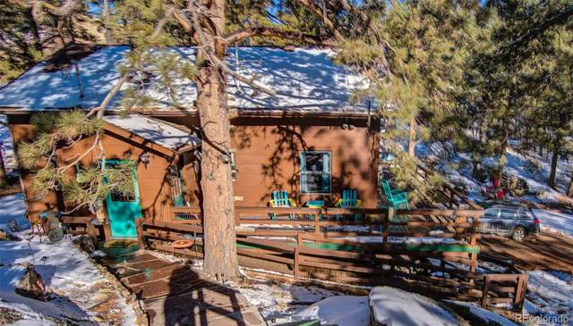 75 Bullion Circle, Florissant, CO 80816 (MLS #3008218) :: Keller Williams Realty