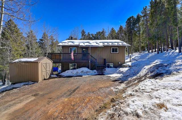 9094 Jill Drive, Conifer, CO 80433 (MLS #3008468) :: Keller Williams Realty