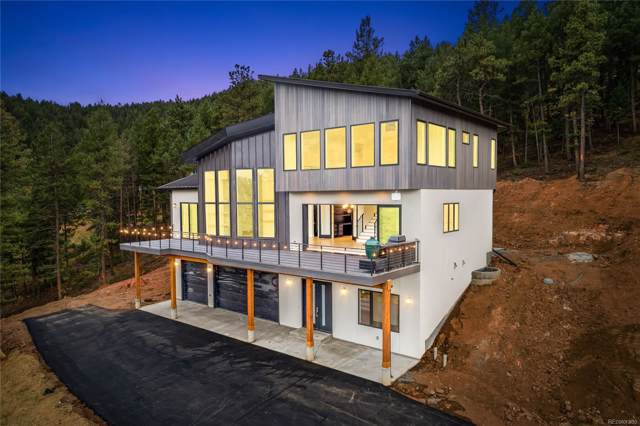 5030 Liberty Drive, Evergreen, CO 80439 (MLS #3008825) :: 8z Real Estate