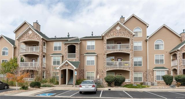 18929 E Warren Circle C-202, Aurora, CO 80013 (MLS #3008846) :: 8z Real Estate