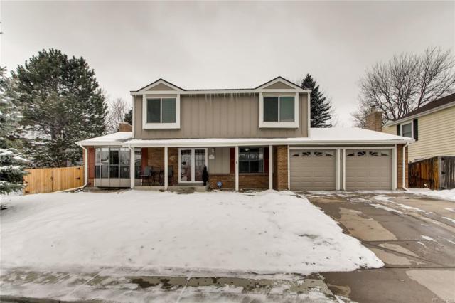5933 S Kline Street, Littleton, CO 80127 (MLS #3008851) :: 8z Real Estate