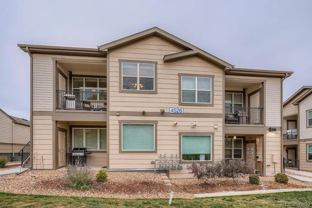 4526 Copeland Circle #202, Highlands Ranch, CO 80126 (#3008930) :: The DeGrood Team