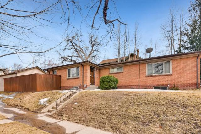 900 S Ogden Street, Denver, CO 80209 (#3009461) :: House Hunters Colorado