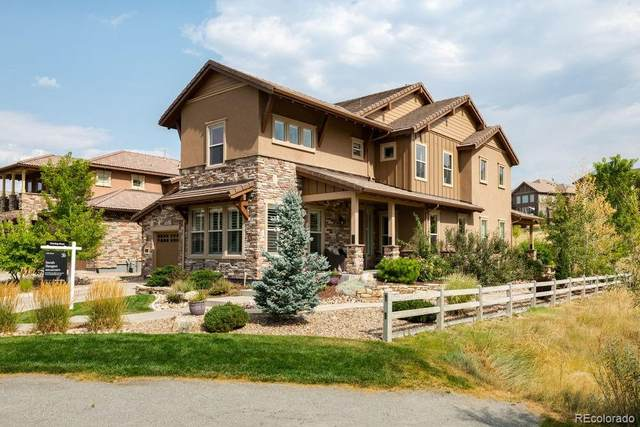 498 Pine Flower Court, Highlands Ranch, CO 80126 (#3009660) :: The DeGrood Team