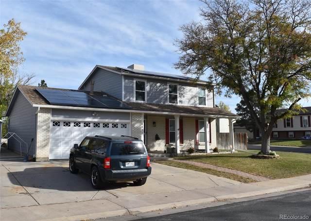 4687 E 109th Court, Thornton, CO 80233 (#3009828) :: Peak Properties Group