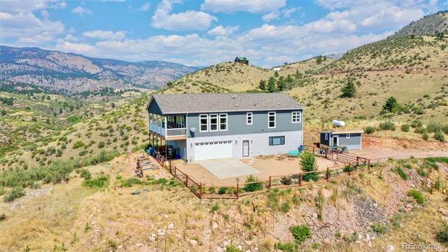 889 Stagecoach Trail, Lyons, CO 80540 (#3009888) :: The DeGrood Team