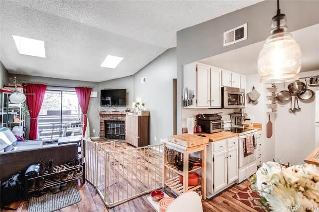 1358 S Irving Street #21, Denver, CO 80219 (#3010157) :: HomeSmart
