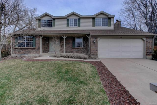 5511 S Pagosa Court, Centennial, CO 80015 (#3010249) :: The Heyl Group at Keller Williams