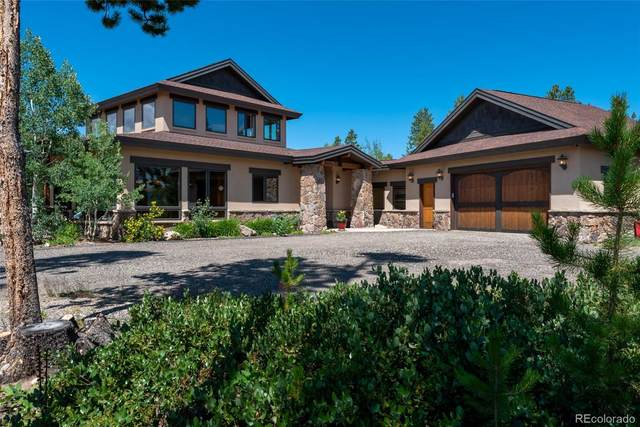 228 County Road 8541, Tabernash, CO 80478 (#3010339) :: The DeGrood Team