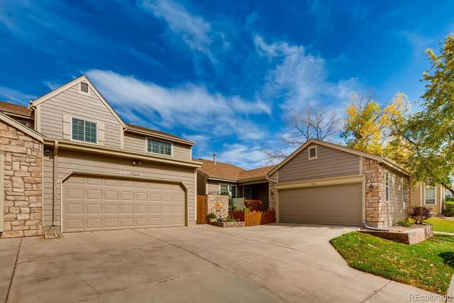 7523 W Euclid Drive, Littleton, CO 80123 (MLS #3010639) :: 8z Real Estate