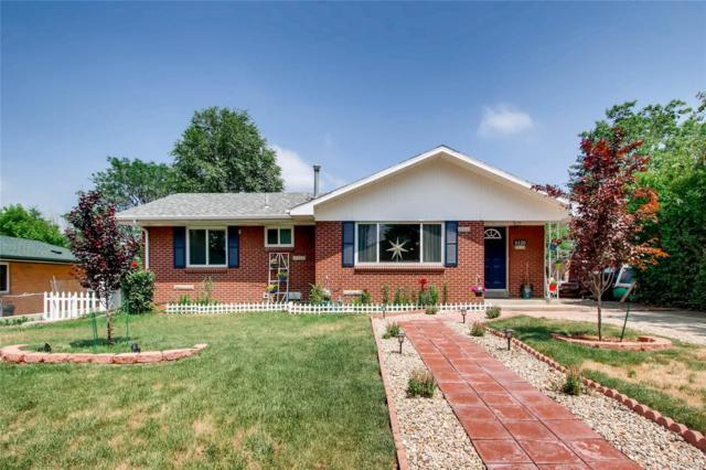 6120 Harlan Street, Arvada, CO 80003 (#3010734) :: Structure CO Group