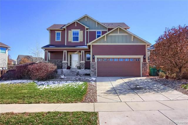 6392 S Irvington Way, Aurora, CO 80016 (#3011146) :: The DeGrood Team