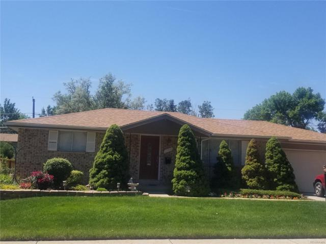 11968 W 58th Place, Arvada, CO 80004 (#3011602) :: The HomeSmiths Team - Keller Williams