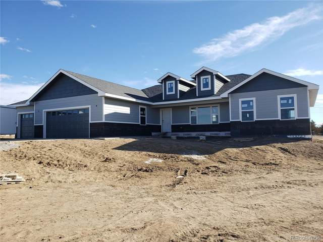 718 E Pleasant Avenue, Byers, CO 80103 (#3011703) :: Colorado Home Finder Realty