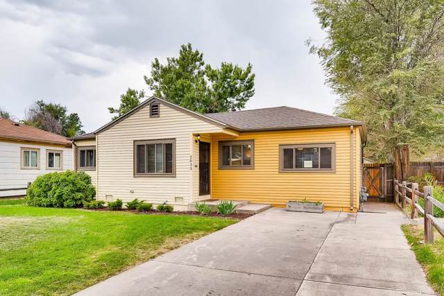 2033 Ironton Street, Aurora, CO 80010 (#3011824) :: Bring Home Denver with Keller Williams Downtown Realty LLC