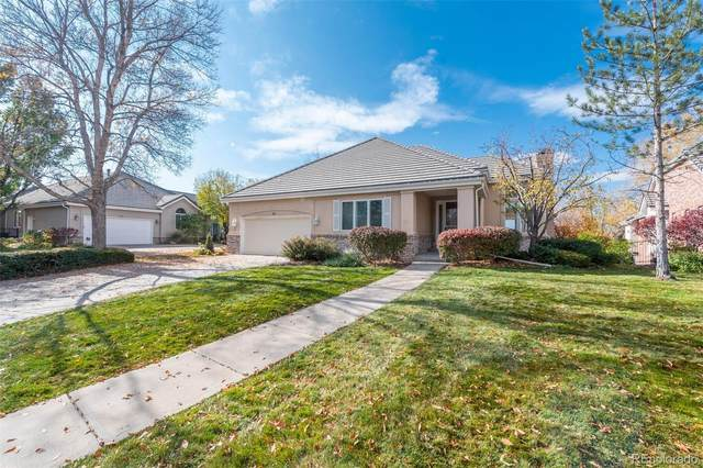 25 Blue Heron Drive, Greenwood Village, CO 80121 (#3012385) :: Berkshire Hathaway HomeServices Innovative Real Estate
