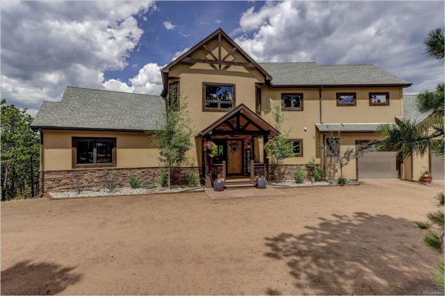 89 Territory Drive, Pine, CO 80470 (MLS #3012397) :: Bliss Realty Group