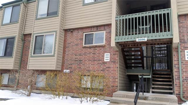 3606 S Depew Street #203, Lakewood, CO 80235 (#3013195) :: Compass Colorado Realty