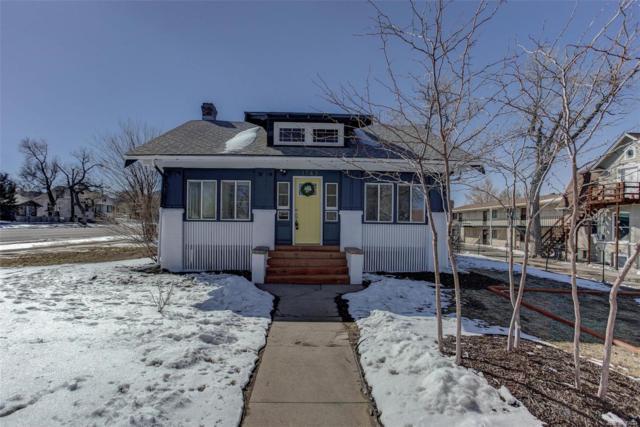 1743 7th Avenue, Greeley, CO 80631 (#3013208) :: Bring Home Denver