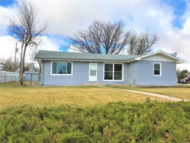 599 K Avenue, Limon, CO 80828 (#3013565) :: House Hunters Colorado