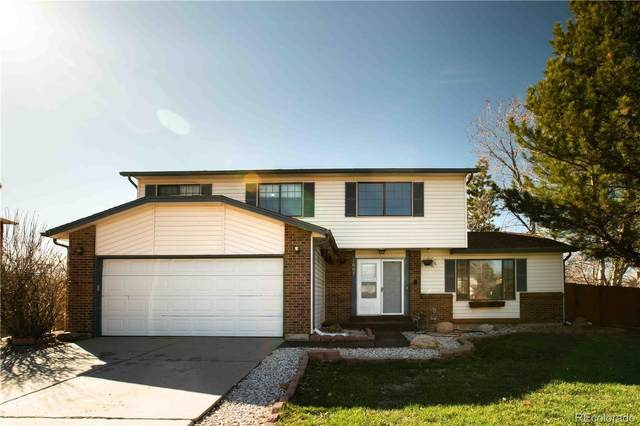 1007 S Kalispell Street, Aurora, CO 80017 (#3013820) :: James Crocker Team