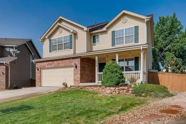 3450 Bucknell Place, Highlands Ranch, CO 80129 (#3013903) :: The Gilbert Group