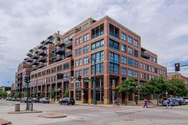 1499 Blake Street 3K, Denver, CO 80202 (#3013939) :: The Pete Cook Home Group