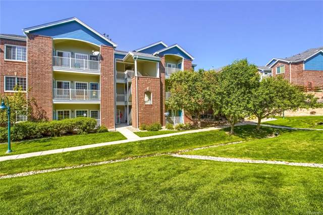 2682 S Cathay Way #308, Aurora, CO 80013 (#3014154) :: The Galo Garrido Group