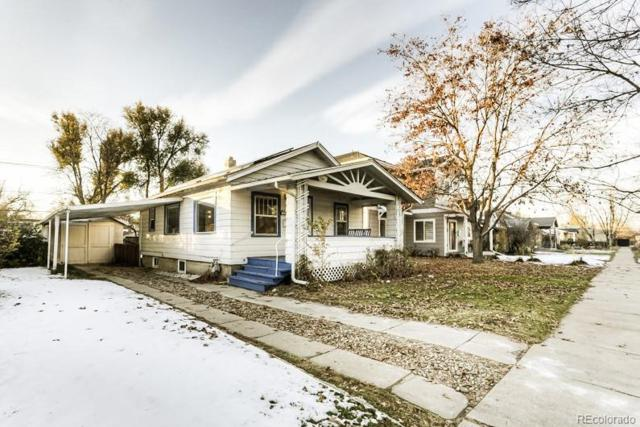2161 S Williams Street, Denver, CO 80210 (#3014516) :: 5281 Exclusive Homes Realty