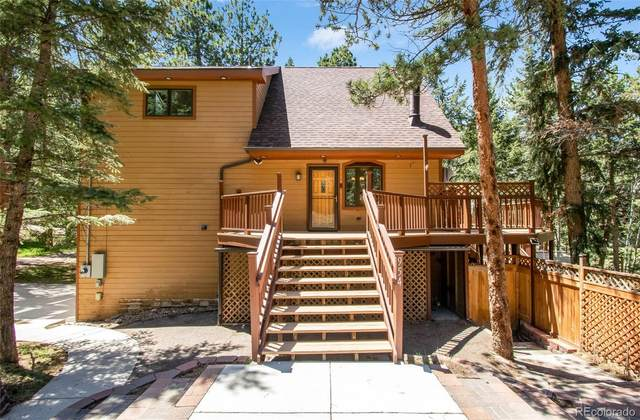 954 Valley Road, Evergreen, CO 80439 (#3014573) :: The DeGrood Team