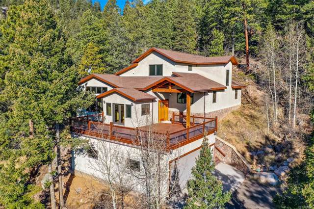 31468 Kings Valley, Conifer, CO 80433 (#3014730) :: RazrGroup
