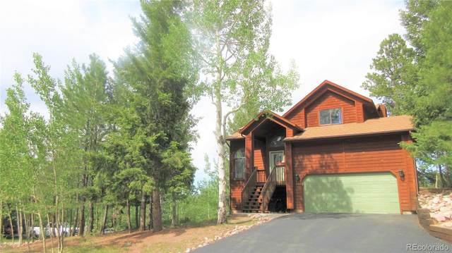 1360 Pinon Ridge Court, Woodland Park, CO 80863 (#3014807) :: West + Main Homes