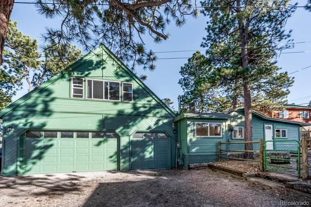 30483 Hilltop Drive, Evergreen, CO 80439 (#3015112) :: Berkshire Hathaway Elevated Living Real Estate