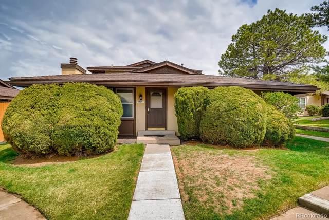 3827 S Fraser Street, Aurora, CO 80014 (MLS #3015203) :: 8z Real Estate