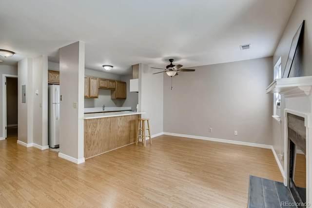 225 E 8th Avenue B9, Longmont, CO 80504 (MLS #3015284) :: Find Colorado