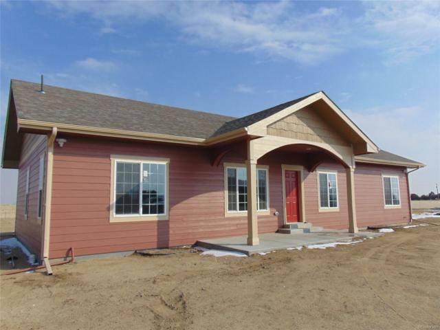 4622 County Road 5, Wiggins, CO 80654 (#3015336) :: Hometrackr Denver